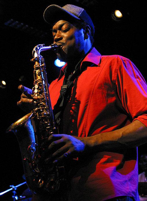 Saxophonist, Dan Brady