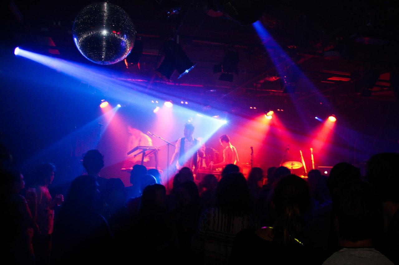 Image of live concert
