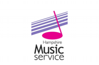 Hampshire Music Service logo