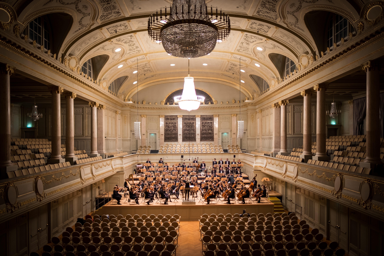 Orchestra -Photo manuel nageli