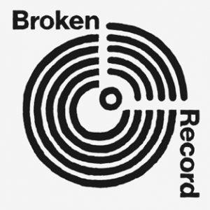 Broken Record Logo
