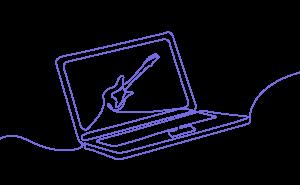 Virtual band