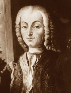 Painting of Bartolomeo Cristofori