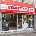 Becketts shop front