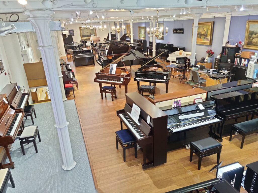Forsyths Pianos